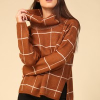 Caramel Apples Sweater