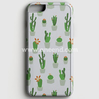 Seamless Cactus Pattern iPhone 7 Case   Aneend