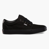 Vans Chukka Low Mens Shoes Chambray Black  In Sizes