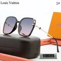 Louis Vuitton LV New fashion polarized women glasses eyeglasses 1#