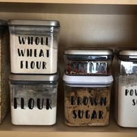 Pantry Labels **CUSTOM**