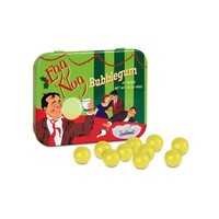 Accoutrements Eggnog Flavored Gumballs in Tin