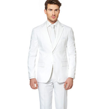 The White Knight Suit