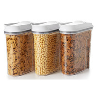 OXO Good Grips Triple Pop Cereal Dispenser Set (Set of 3)