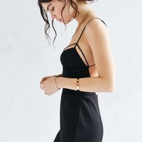Silence + Noise Frenchie Jumpsuit - Urban Outfitters