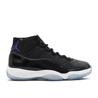 "AIR JORDAN 11 RETRO ""SPACE JAM 2016 RELEASE"" SNEAKER"