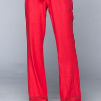 Linen Pants - 3 colors!