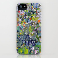 Abstract 84 iPhone & iPod Case by Davs