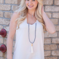 Ivory Essential Tank Top