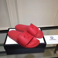 Versace Flip Flop Sandal Men Women Slipper