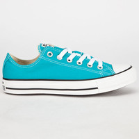 Converse Chuck Taylor All Star Low Womens Shoes Mediterranean  In Sizes