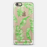 Palm Leaf by Simply Jessica Marie iPhone 6 case by Simply Jessica Marie | Casetify