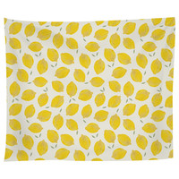 Lemon Tapestry