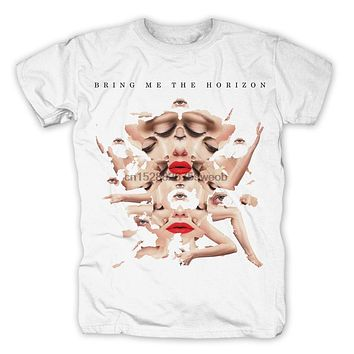 Bring Me The Horizon Shadow Moses Official Mens T Shirt|T-Shirts