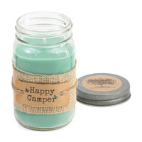 Made In Usa 16oz Happy Camper Candle - Buyers' Picks - T.J.Maxx