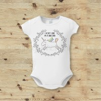 Unicorn Baby Outfit, Unicorn Bodysuit, Baby Girl Outfit, Boho Baby Top