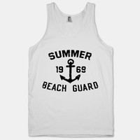 Summer Beach Guard
