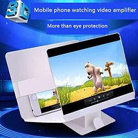 Explosive hot selling mobile phone HD screen folding amplifier