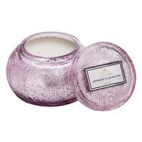 Voluspa Embossed Glass Chawan Bowl Candle | Nordstrom