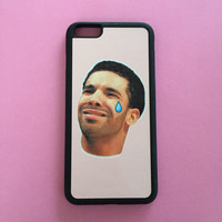 Pink Tear Drake Phone Case