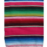 Mexican Blanket, Rosa