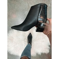 Go Off Booties (Black)