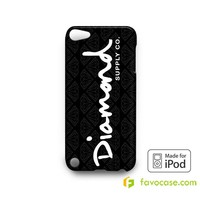 DIAMOND SUPPLY .co 1 iPodTouch 4, 5 Case Cover  iPod Touch 4 5 6 Case