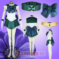 Another Me Anime Sailor Moon  Michiru Kaioh/ Sailor Neptune Cosplay Costume