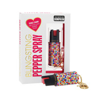 Bling Sting Pepper Spray - CONFETTI