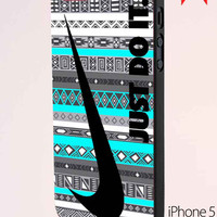 Nike Just Do It Glow iPhone 5 Case