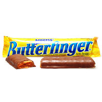 Butterfinger Candy Bars: 36-Piece Box