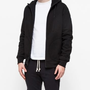 Reigning Champ Heavy Weight Thermal Zip Hoody