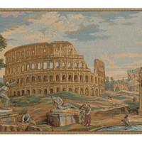 Colosseo Tapestry Wall Art Hanging