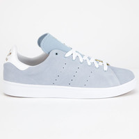 Adidas Stan Smith Vulc Mens Shoes Blue  In Sizes