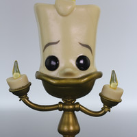 Funko Pop Disney, Beauty and the Beast, Lumiere #93