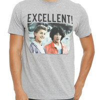 Bill & Ted's Excellent Adventure Excellent T-Shirt
