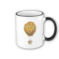 Balloon House from the Disney Pixar UP Movie Coffee Mugs from Zazzle.com
