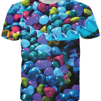 Candy Land All Over Print T-Shirt