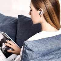 QCY Q26 Invisible mini earphone business wireless headphone bluetooth 4.1 headset noise canceling for iPhone 7 Android phone