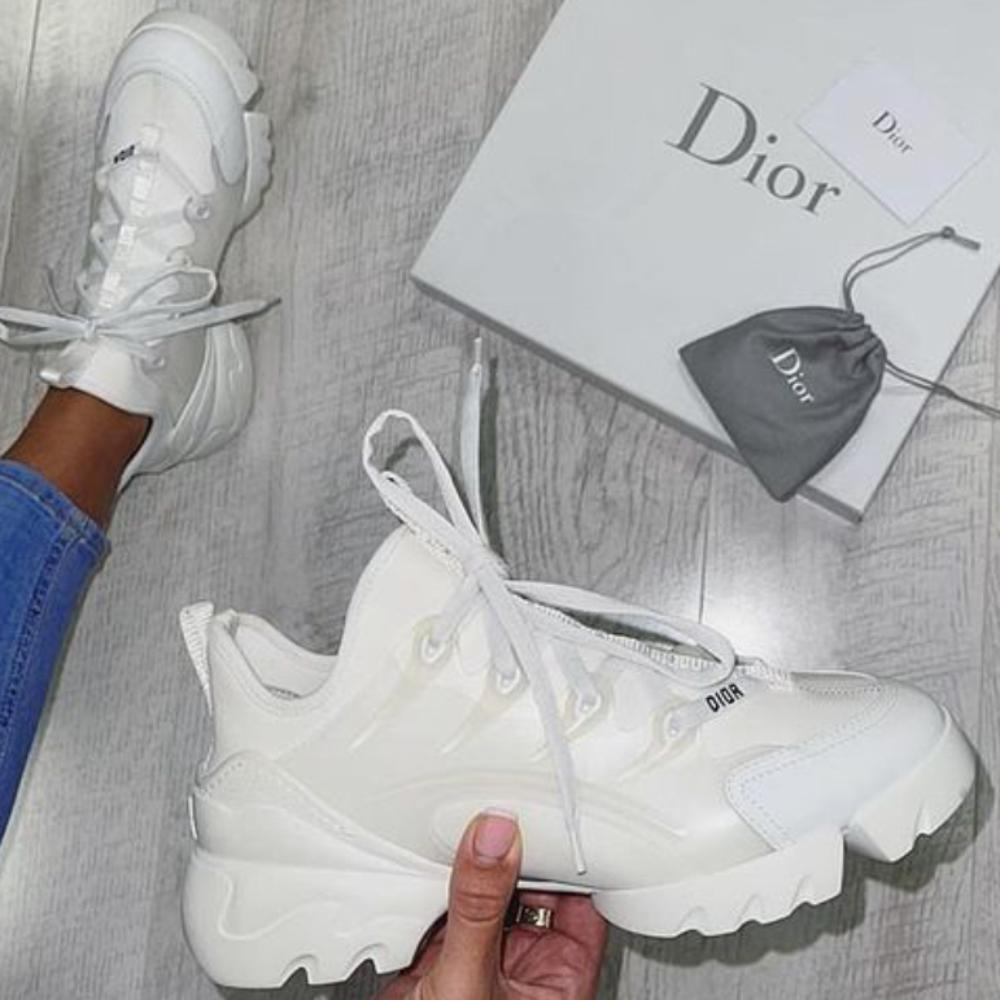 Image of Dior D-CONNECT SNEAKER Shoes