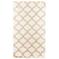 Gold & Cream Quatrefoil Rug | Shop Hobby Lobby