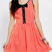 Urban Outfitters - bluejuice Silky Bow Tie Dress