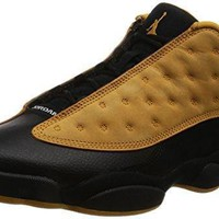 Nike Mens Air Jordan 13 Retro Low Chutney Black Chutney Leather
