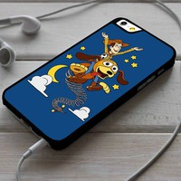 Woody and Slinky Toy Story iPhone 4/4s 5 5s 5c 6 6plus 7 Case