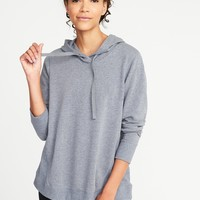 French-Terry Swing Hoodie for Women | Old Navy