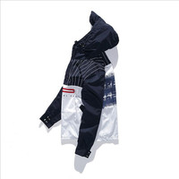 Manual Speed Windbreaker