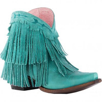 Junk Gypsy by Lane - Spitfire Waxed turquoise - JG0007D