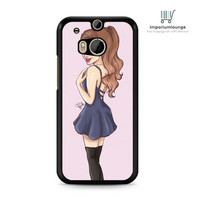 ariana grande song concert For HTC One M7 M8 | M9 Case