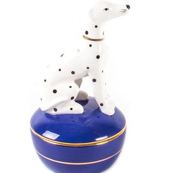 Dalmation Trinket Box