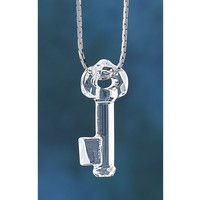Key to Open the Forest Peace Pendant - New Age, Spiritual Gifts, Yoga, Wicca, Gothic, Reiki, Celtic, Crystal, Tarot at Pyramid Collection